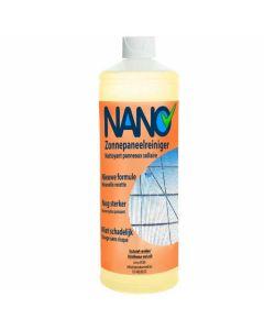 Nano-zonnepaneel-reiniger